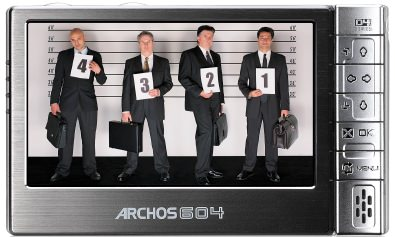 Archos 604