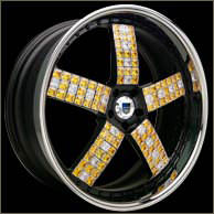 Asanti Jewel Rims