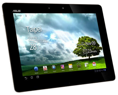 Asus Eee Pad Transformer Prime