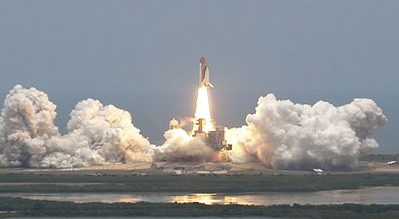 Atlantis Take Off