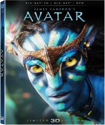 Avatar 3D Limited Edition