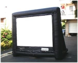 Blimpscreen