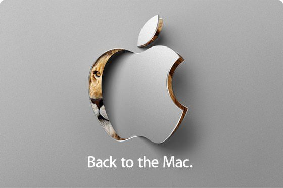 Back to the Mac Apple Event