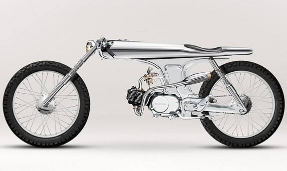 Bandit9 Eve Motorcycle