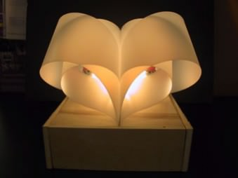 Heartbeat Lamp