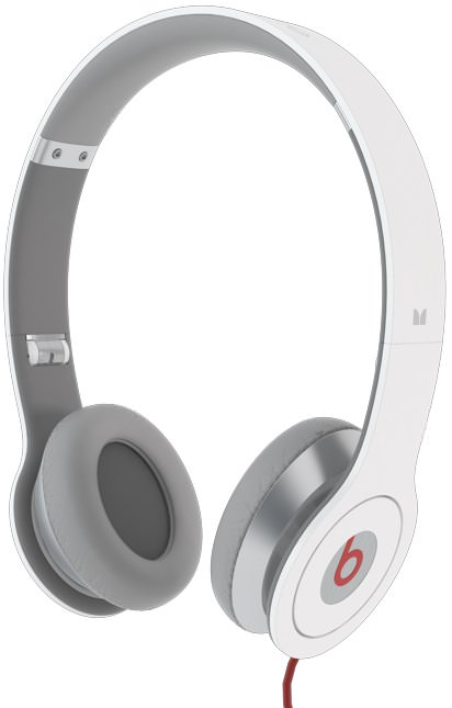 Beats by Dr. Dre Solo White