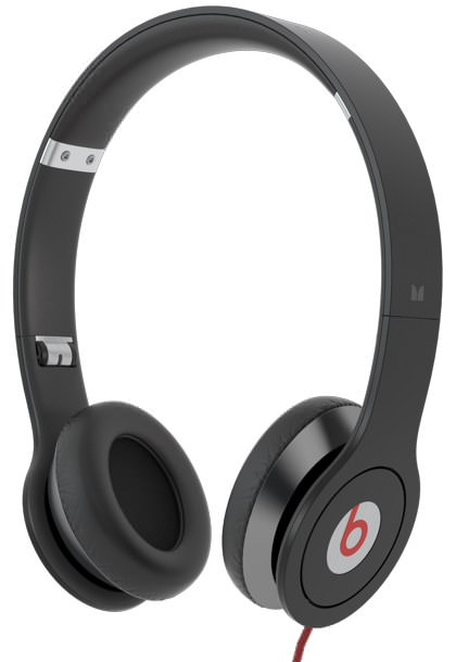 Beats Solo Black