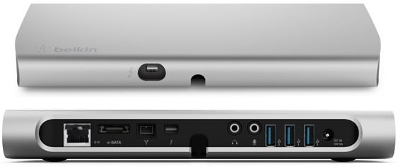 Belkin Thunderbolt Express Dock