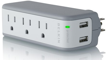Belkin USB Power strip