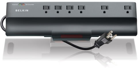 Belkin Clamp-On Surge Protector