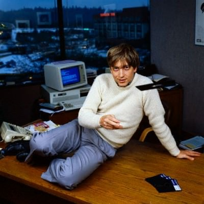 Bill Gates Teen Dream