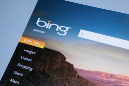 Bing Microsoft Platform