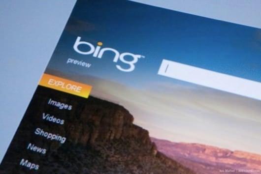 Bing Microsoft Platform