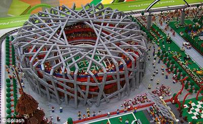 Lego Beijing