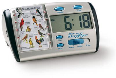 Birdsong Alarm Clock