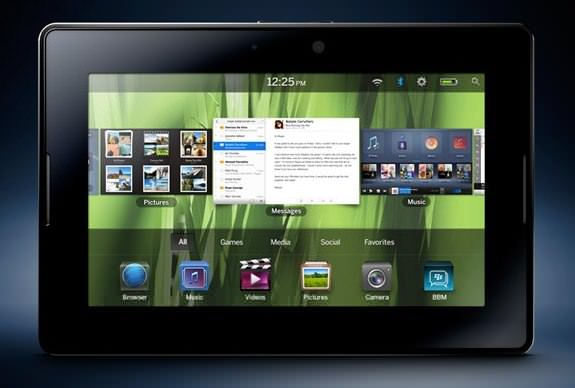 BlackBerry Playbook pre-order
