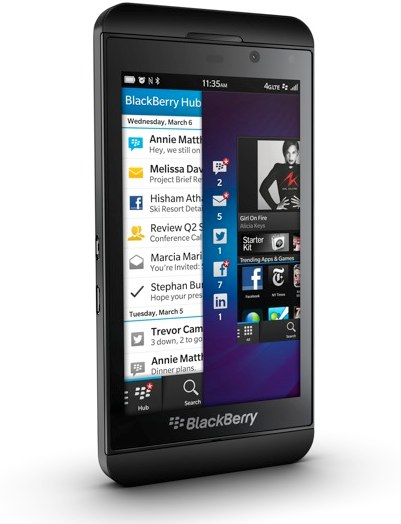 BlackBerry Z10 10.0.10.85