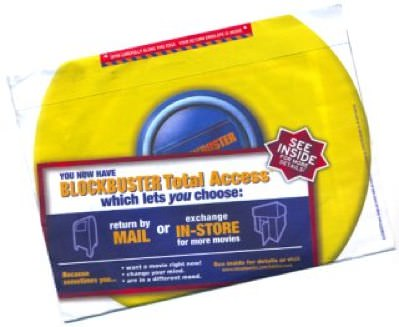 Blockbuster Total Access 4-week trial