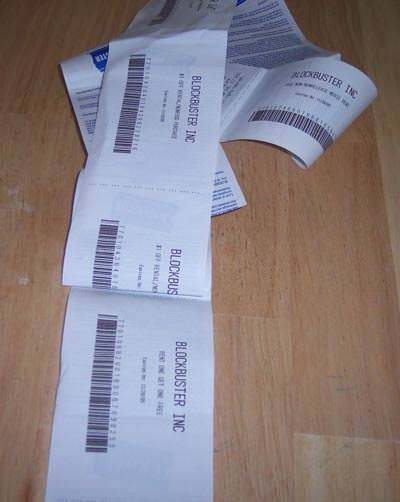 Blockbuster Coupons