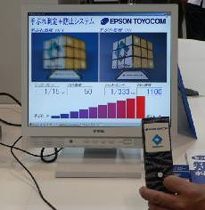 Epson Toyocom Display