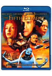 Blu-Ray Fifth Element