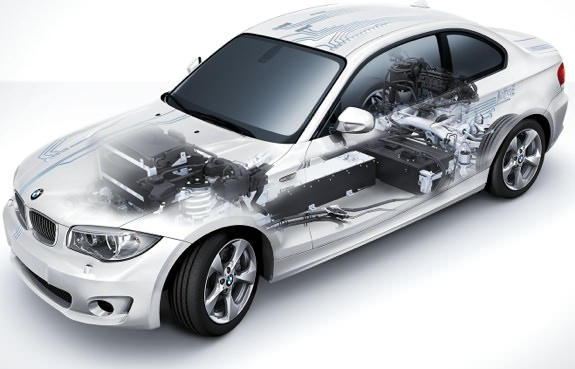 BMW ActivE electric