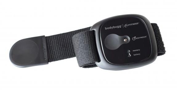 bodybugg armband