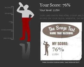 Booze Test