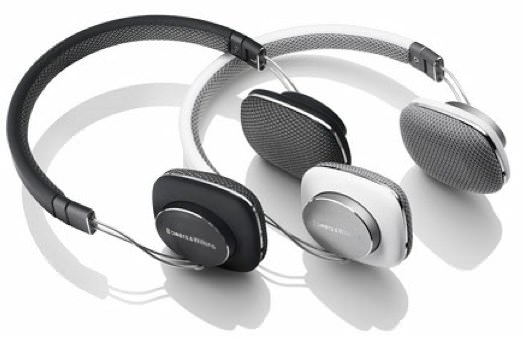 Bowers & WIlkins P3 headphones