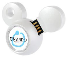 Mickey Flash Drive
