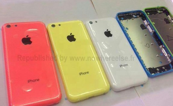 Budget iPhone rear shells