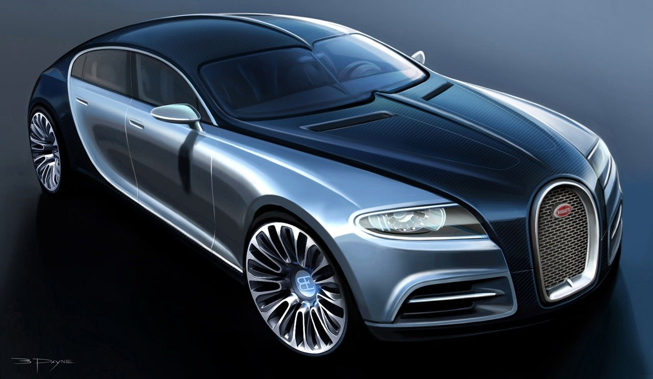 Bugatti Galibier