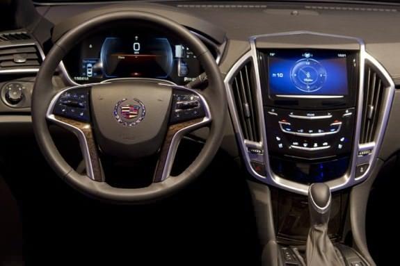 Cadillac CUE XTS