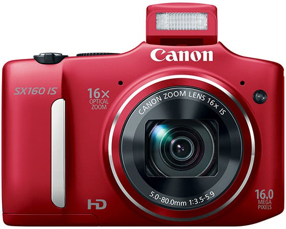 Canon SX160 IS SX500