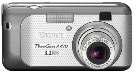 Canon Powershot A410