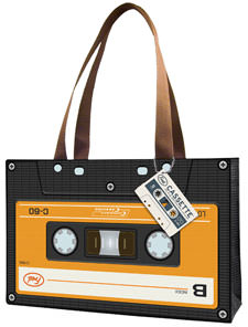 Classic Cassette Tote