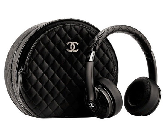 Monster x Chanel headphones