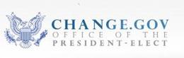 Change.gov logo