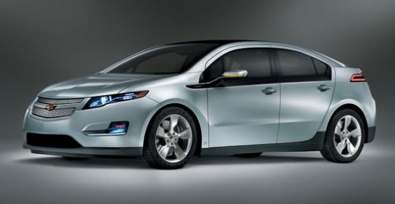 Chevy Volt pre-order