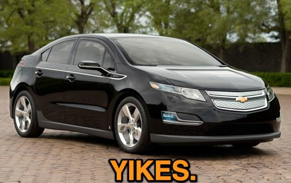 Chevy Volt malfunction danger