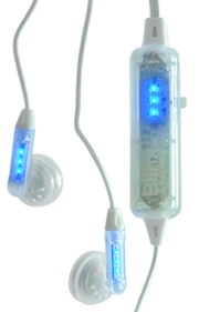 LED Earphones