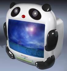 Ghunghong Panda