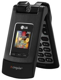 Cingular LG CU500