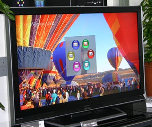 JVC Hand Clap TV