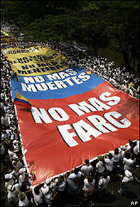 Colombian Protest