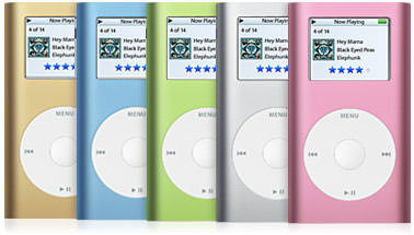 iPod Mini Color Screen