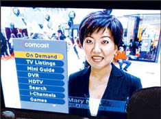 Comcast Digital Analog