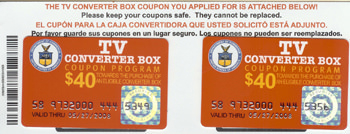 Converter Coupons