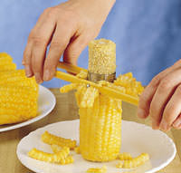 Corn Cob Cutter