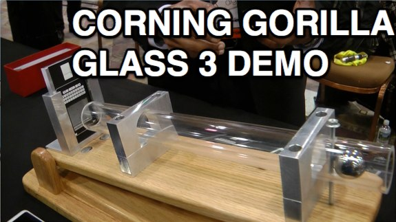 Corning Gorilla Glass 3 review